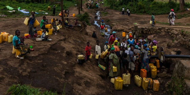 AFRICA: Climate change at the top of the insecurity agenda