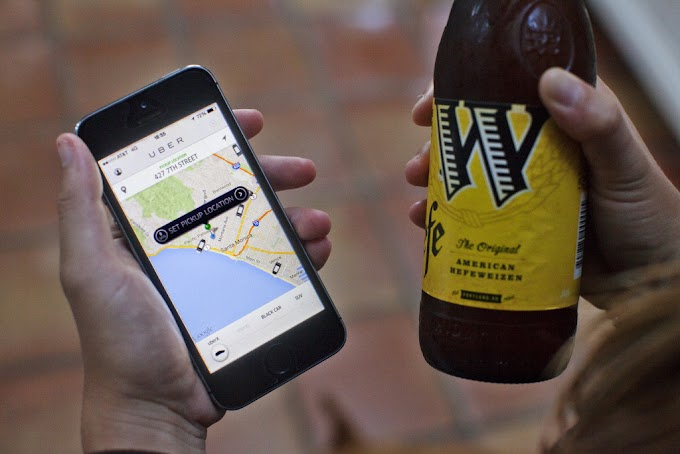 Uber is working on AI technology to identify the drunken passengers