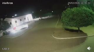 Identificados malfeitores que furtaram 2 câmeras de segurança do Distrito Serra Brandões