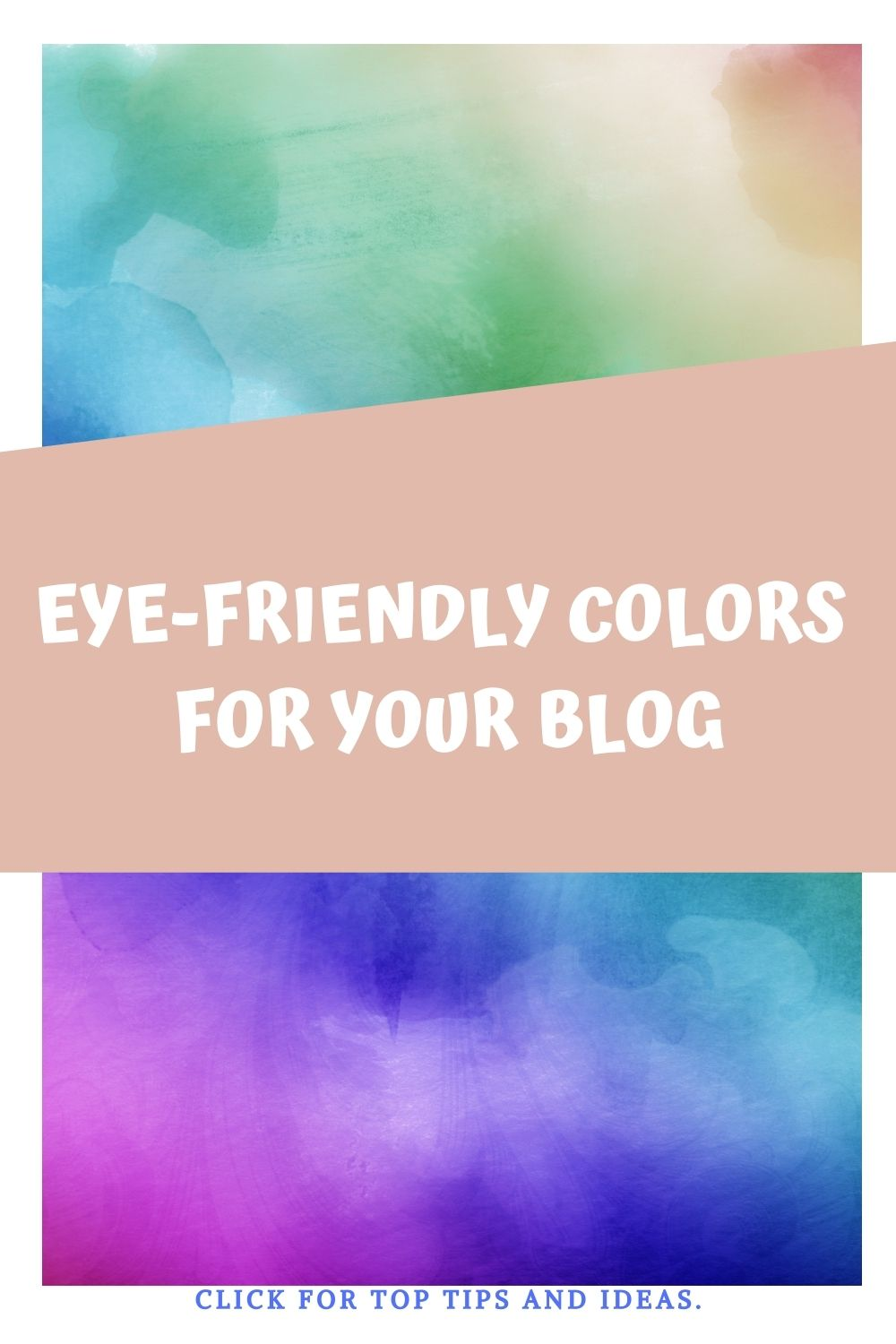 colors for your blog
