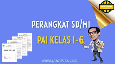ibu guru unduh secara gratis sesuai revisi terbaru kurikulum  Download Perangkat Pembelajaran PAI & BP SD/MI Kelas 1 2 3 4 5 6 K13 Revisi Terbaru