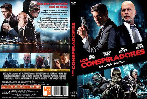 Los Conspiradores – Castellano, Inglés – DVD9