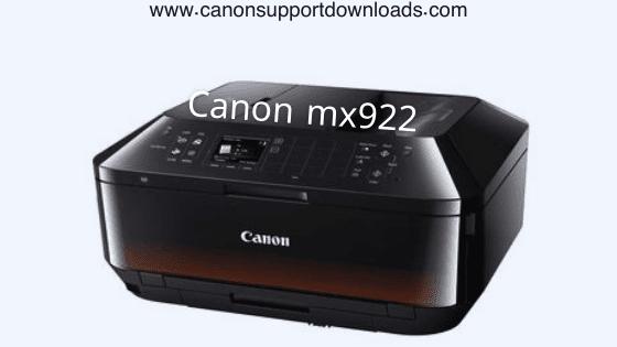 Canon mx922