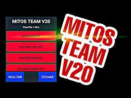 Mitos Team Free Fire APK