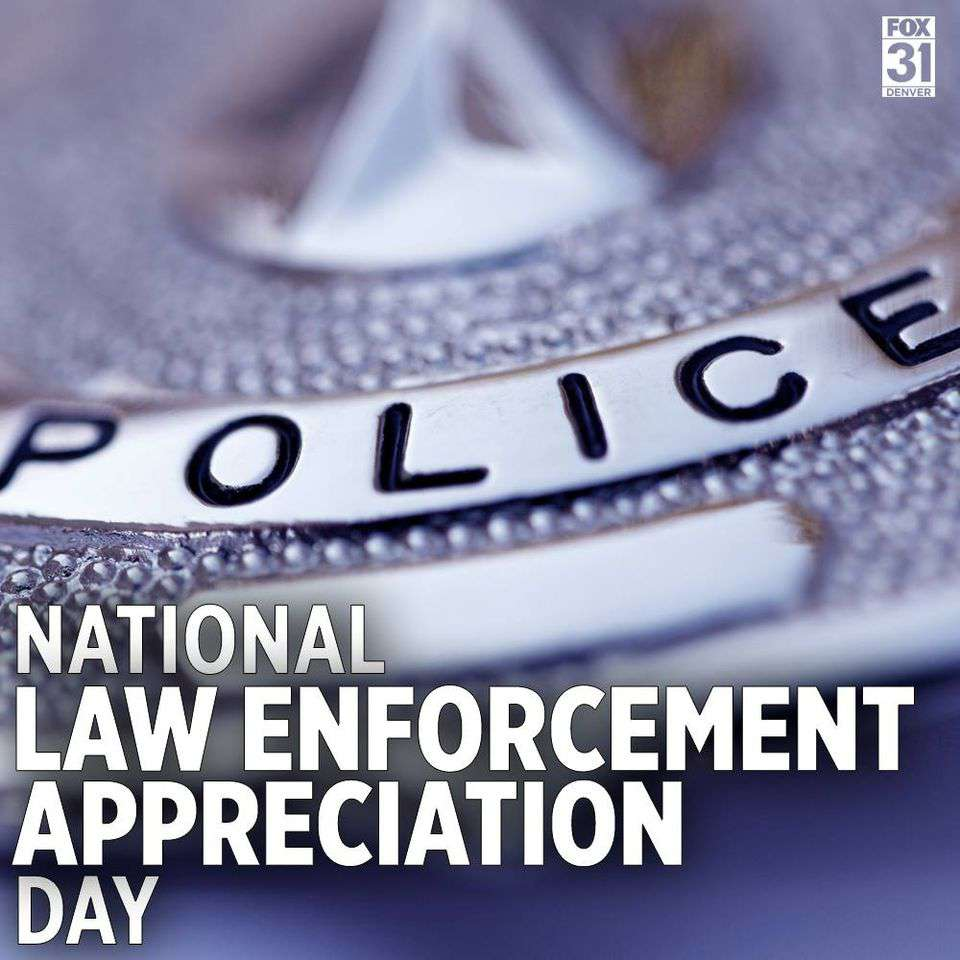 National Law Enforcement Appreciation Day Wishes Images download
