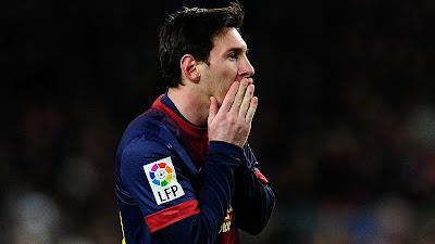Free Lionel Messi 3D Live HD Wallpaper