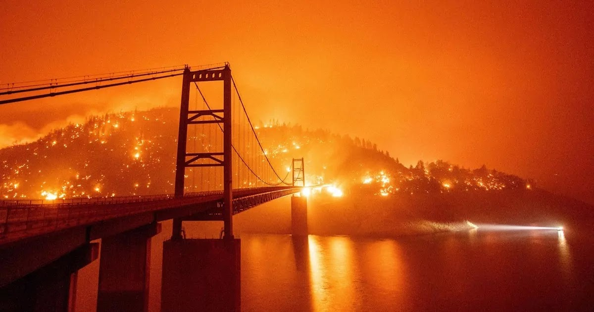 West Coast Wildfires Death Toll Rises Including A 1-Year-Old Boy In Northern Washington