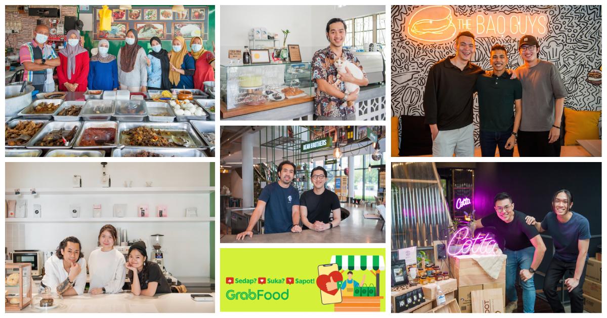 GrabFood: Sedap, Suka, Sapot Small Businesses!