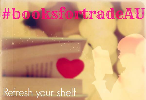 #BooksfortradeAU