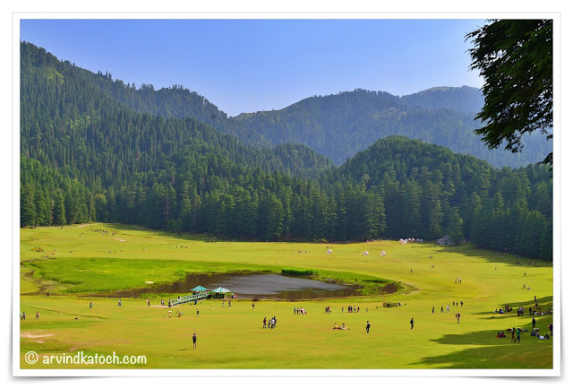 HD + Pic Khajjiar Lake