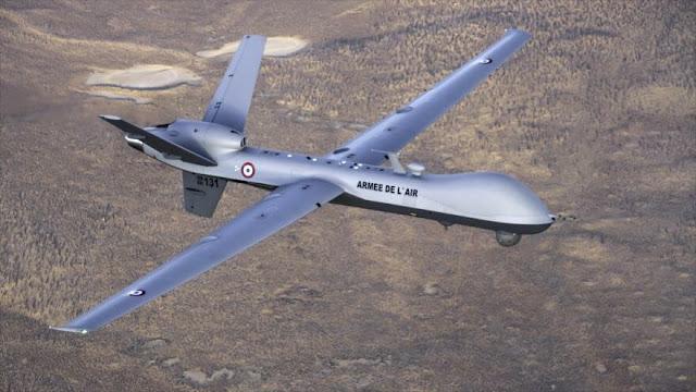 EEUU confirma el derribo de su dron por Ejército de Yemen