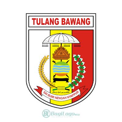 Kabupaten Tulang Bawang Logo Vector