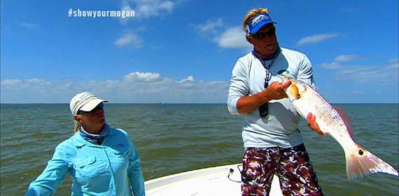 Capt Blair and Capt Sally Black in Texas