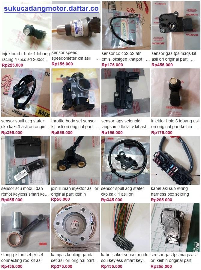 Suku Cadang Mesin Honda PCX 150