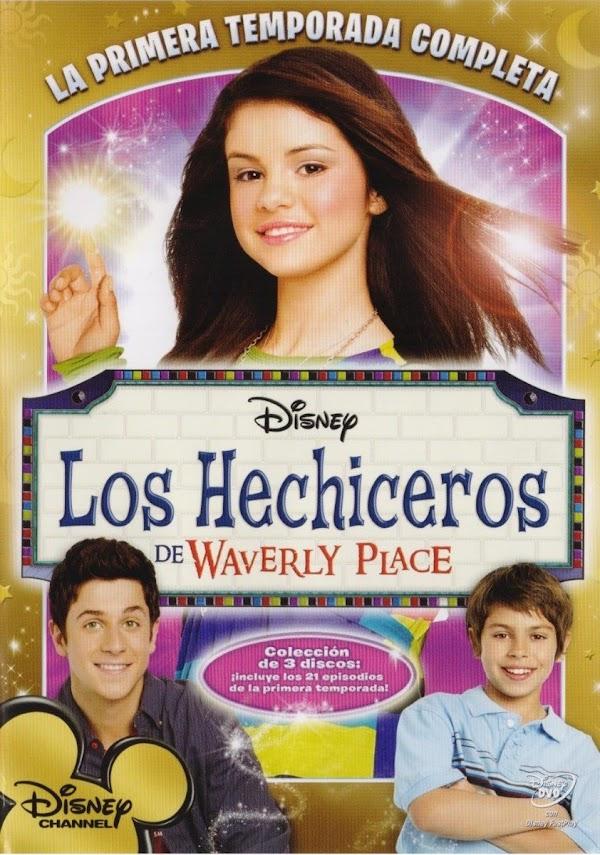 PRIMERA TEMPORADA Los hechiceros de Waverly Place latino online (21/21)