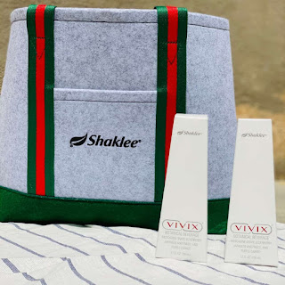 Shaklee 25th Anniversary Best Sellers and Viva Vivix Sets to YOU!