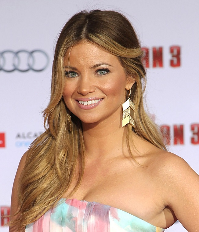 "Amber Lancaster - ""Iron Man 3"" Premiere in Hollywood"