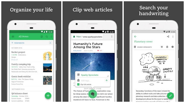 Evernote Premium apk free download latest