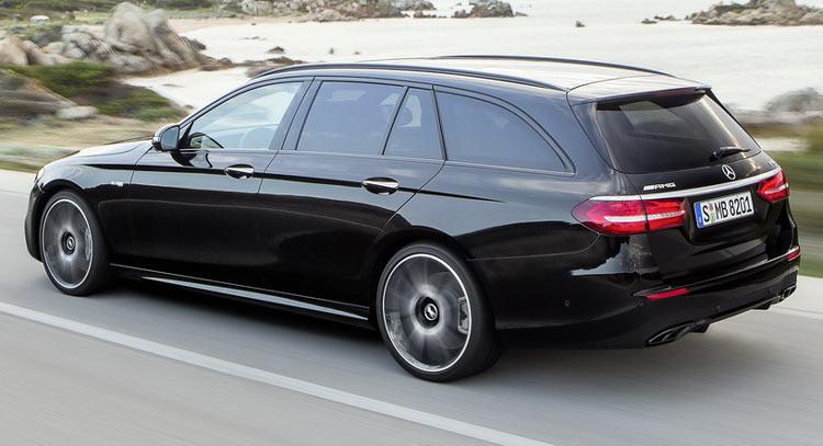 Carscoops : Mercedes E-Class posts
