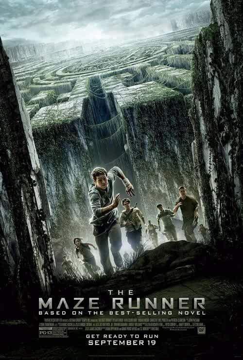 The Maze Runner 2014 x264 720p Esub BluRay Dual Audio English Hindi GOPI SAHI