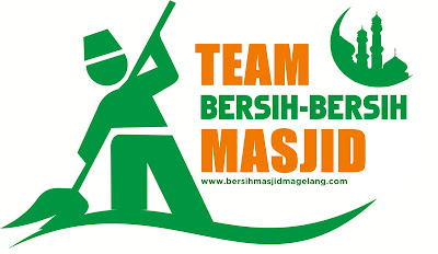 Bersih-bersih Masjid Magelang -BBM