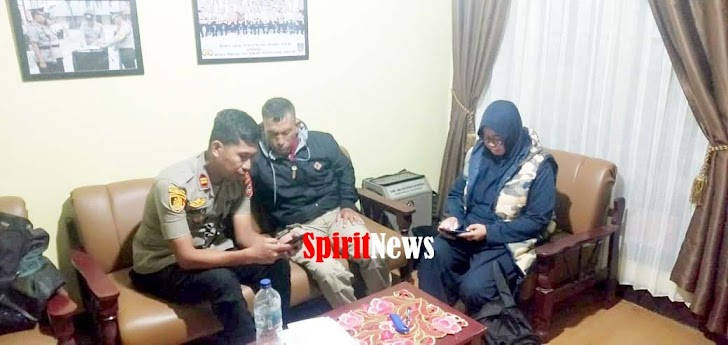 Kapolsek Tinggimoncong Utamakan Sinergitas TNI - Polri