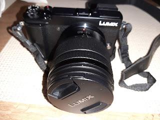 our Panasonic Lumix GX9