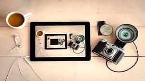 Memasang Postingan Foto atau Video Estetik