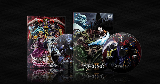 Overlord II | Cover DVD |