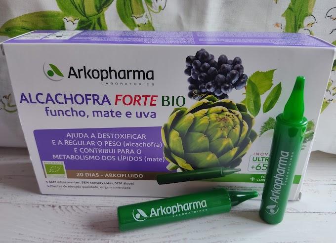 Arkofluido Alcachofa forte BIO; los estudios avalan los beneficios del extracto de hojas de alcachofa