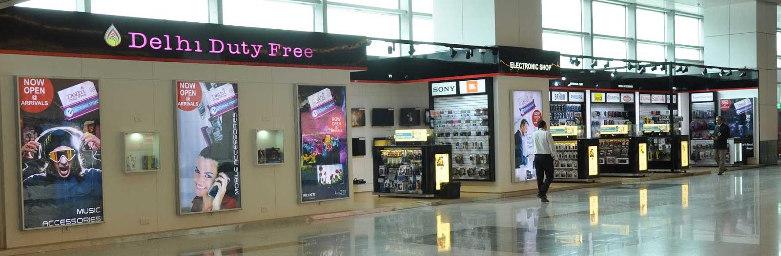 fbe950c28 Located in the amazing Terminal 3 of IGI International Airport