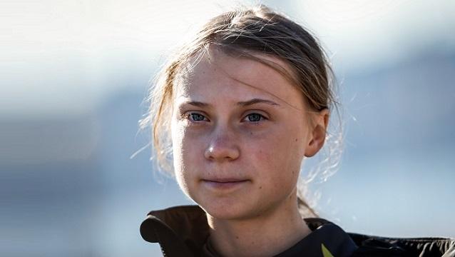 Greta Thunberg/Reprodução