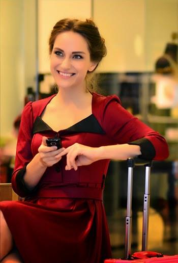 Inessa Kraft actress model lifestyle photography