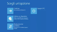 Come aprire la console di ripristino di Windows 10