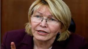 Colombia  emite orden de captura contra la exfiscal venezolana Luisa Ortega
