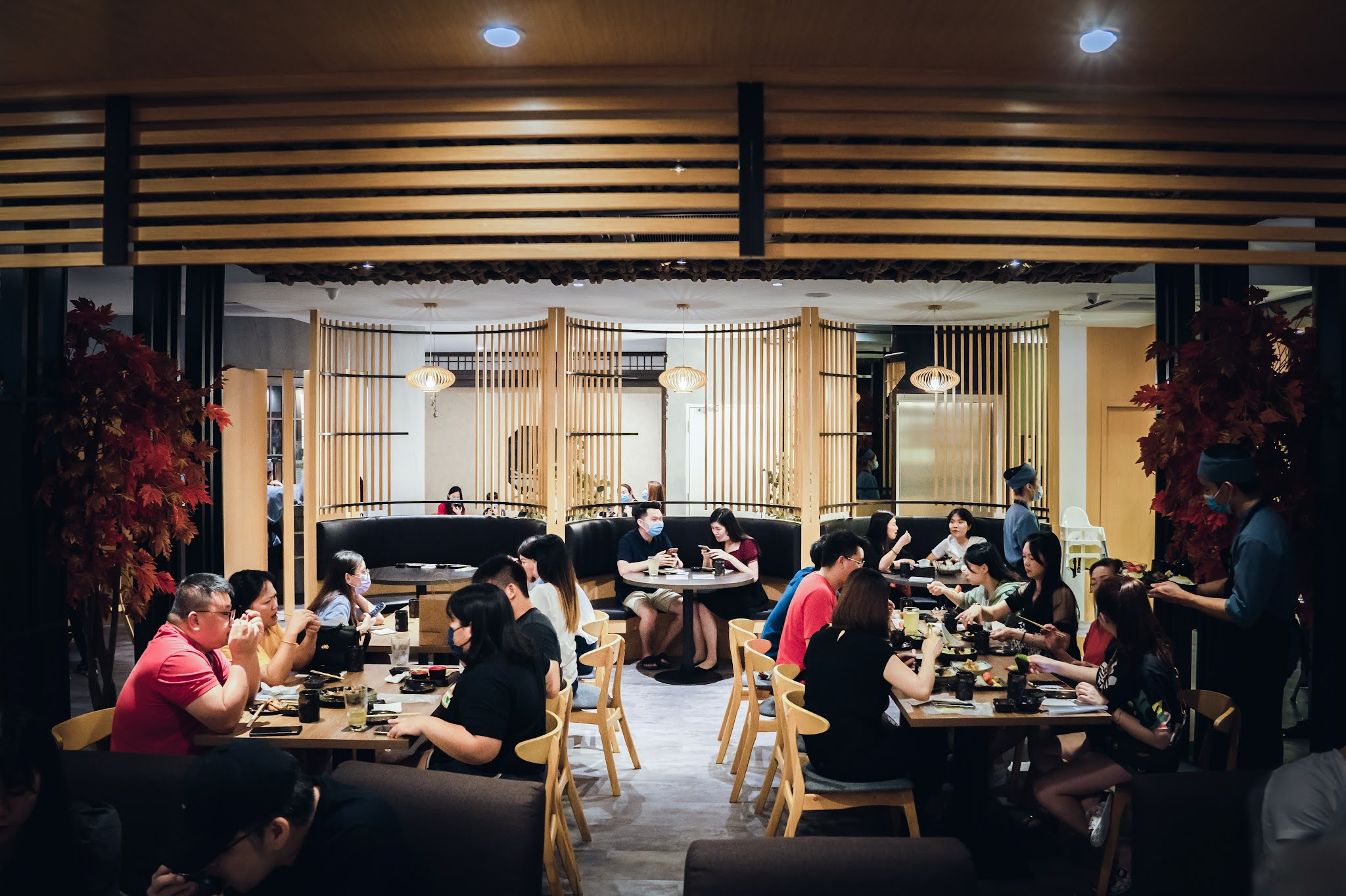 juugatsu ten: sri petaling's sleekest japanese restaurant welcomes diners back for donburi & more