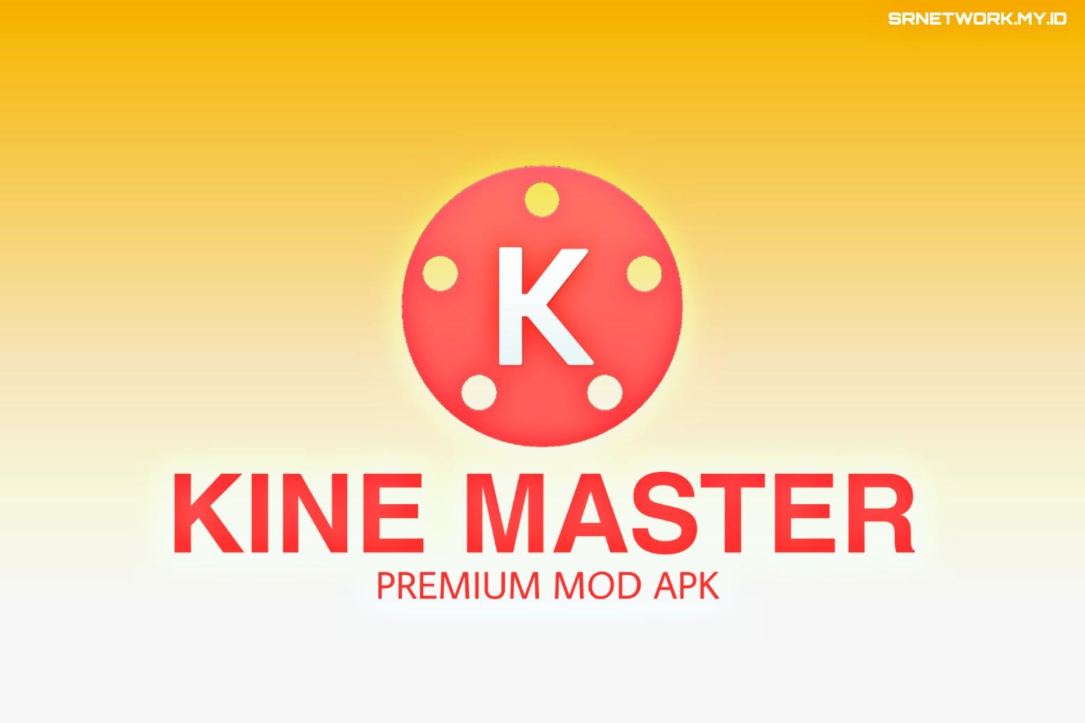 Kine master, no watermark