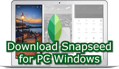 Snapseed on PC Windows