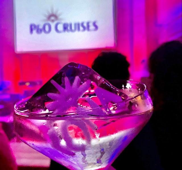 P&O Cruises Iona Gary Barlow