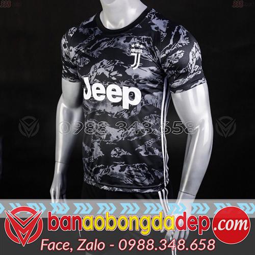 Áo Juventus Đen 2019 Training 18