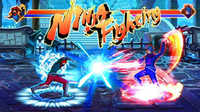 Ninja Fight Shadow Blade X