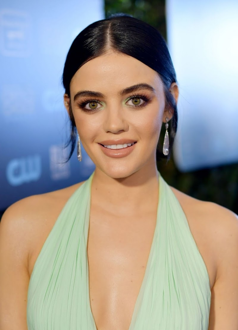 Lucy Hale Clicks at 25th Annual Critics Choice Awards in Santa Monica 12 Jan-2020