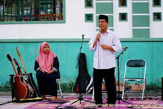 Bulan Ramadhan, Satya Taruna Gelar Buka Puasa Bersama: Diskusi Pun Tak Ketinggalan