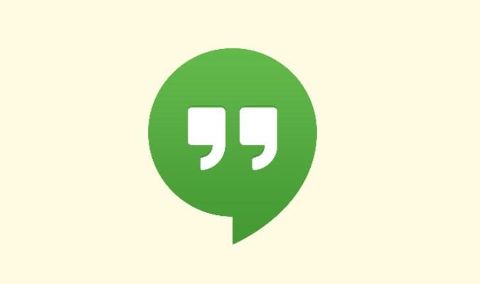 Aplikasi Telpon Gratis untuk Smartphone Android - Hangouts