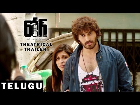Rogue Telugu Theatrical Trailer