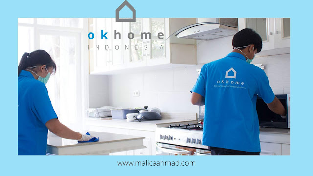 Jasa cleaning service OKHOME