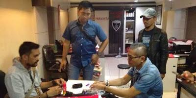 Pengendara Lawan Polantas Ini Ternyata Relawan Militan Jokowi