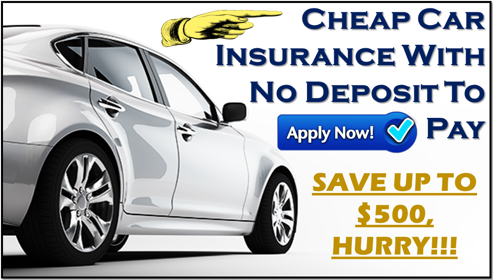 Need Auto Insurance But Can't Afford Deposit