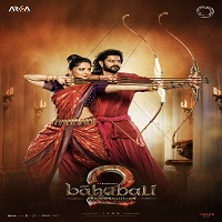 Baahubali 2 (2017) Telugu Movie Audio CD Front Covers, Posters, Pictures, Pics, Images, Photos, Wallpapers