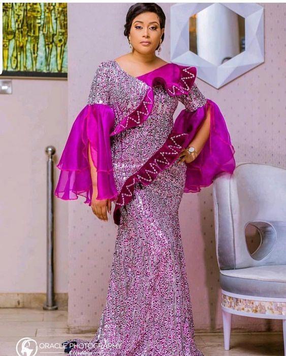 Stylish Asoebi Styles